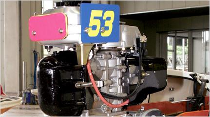 競艇のモーター番号