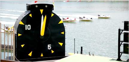 競艇大時計